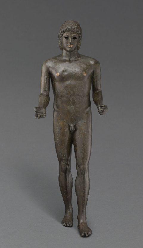 8- Apollon de Piombino © RMN - Grand Palais (Musée du Louvre) - Stéphane Maréchalle
