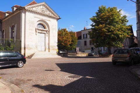 La place Saint-André